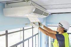 Atenção: ar-condicionado sujo pode causar doenças
