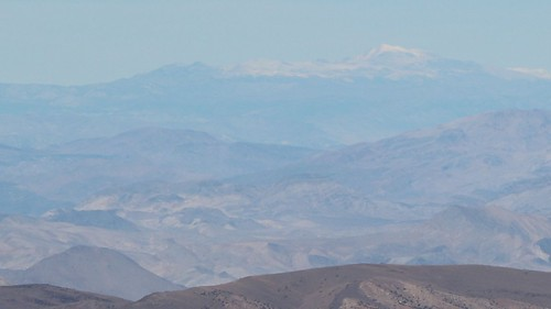 0834 Zoomed-in view of White Mountain Peak from the Telescope Peak Trail - 117 miles away! | by _JFR_