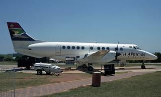 Bae Jetstream 41 ZS-NRJ