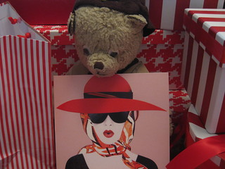 Paddington and the Lady in Red | by raaen99
