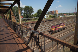 Slow day at the yard | by RailScapes