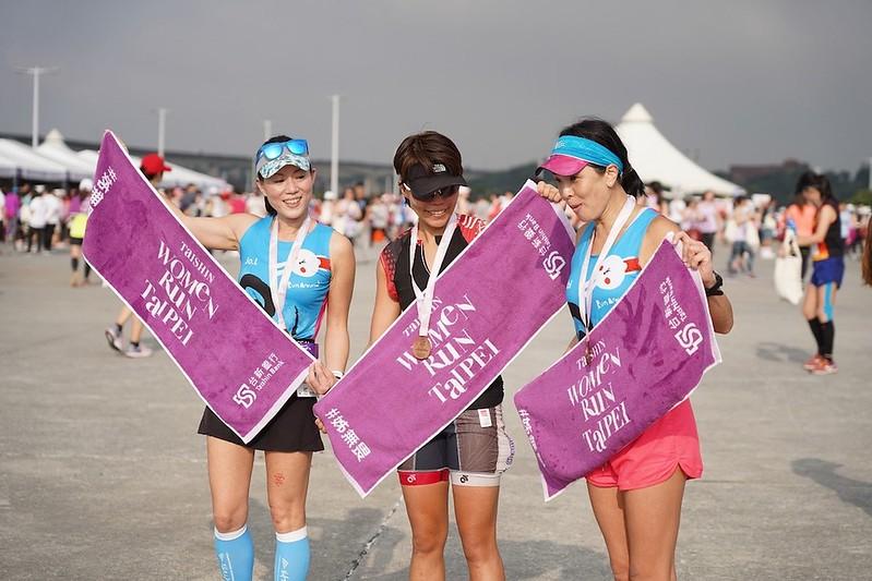 Women Run路跑已邁向第2年(路跑協會提供)