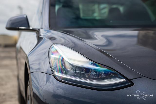 Tesla Model 3 full PPF