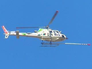 CC-ACY Eurocopter Squirrel AS.350 B3