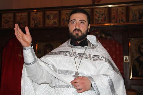 Пасхальное Богослужение в Свято-Никольском храме станицы Кавказской IMG_1214