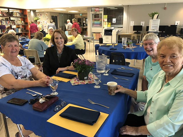 Goodwill Callers Luncheon Oct 2018