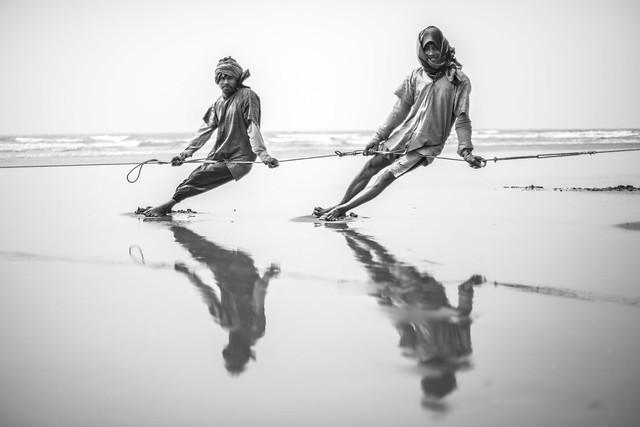Fisherman, Bangladesh