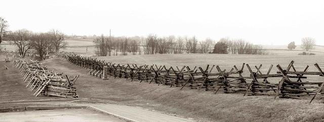 Battle of Antietam: Bloody Lane
