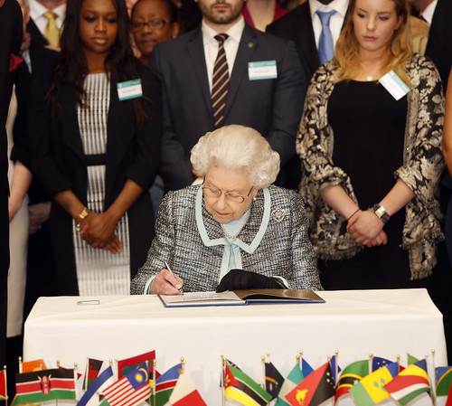 2010s: Commonwealth Charter signed | by Commonwealth Secretariat