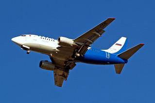 EI-CDE   Boeing 737-548 [25115] (Pulkovo Aviation Enterprise) Home~G 04/11/2006