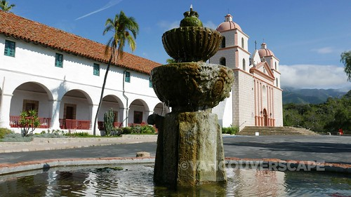 Santa Barbara/Old Mission SB | by Vancouverscape.com
