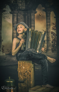 The little musician | by EVPhotosPlace
