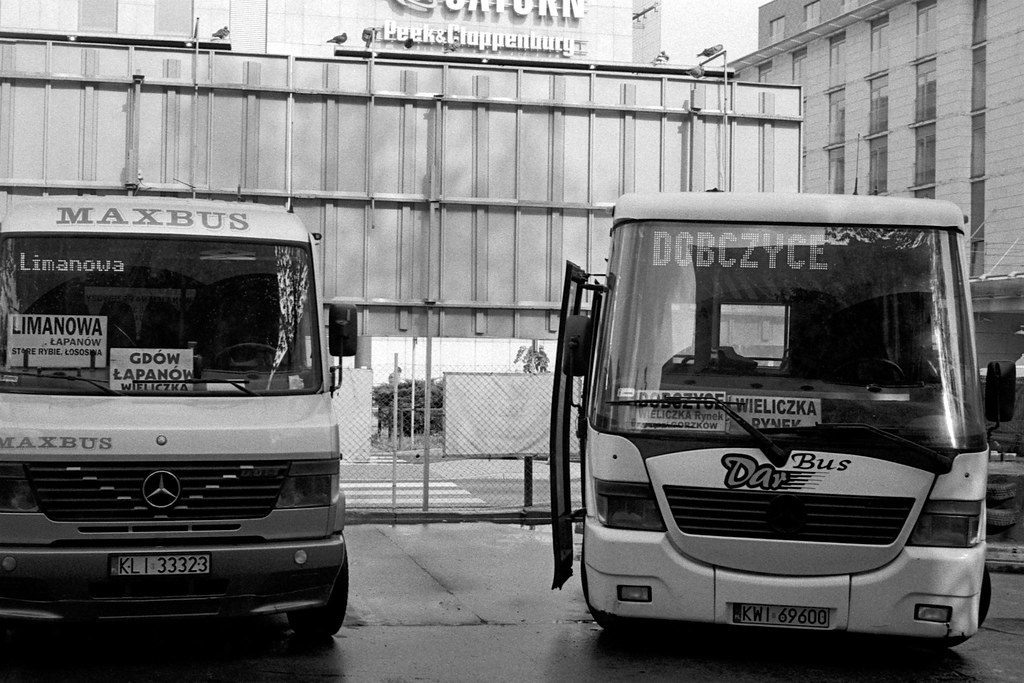 Busy z prowincji w wielkim mieście