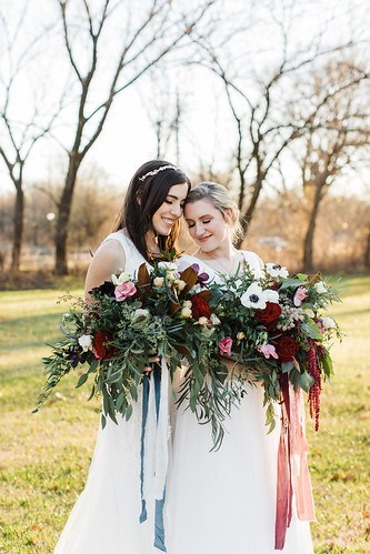 Dallas Lesbian Wedding Photographer | by melissaclairephotography