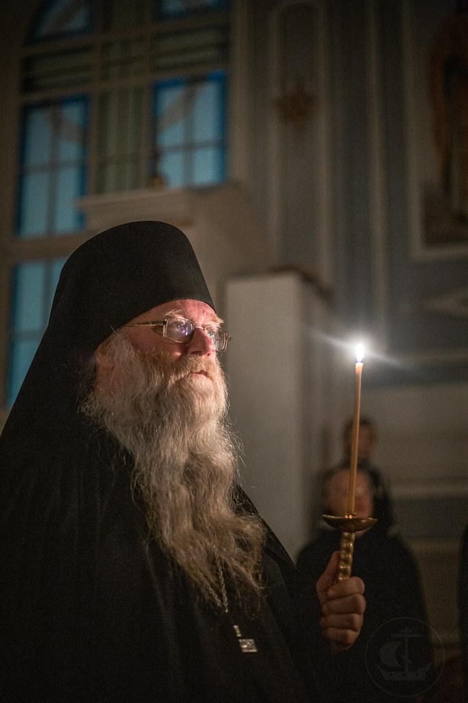 14 марта 2019, Монашеский постриг. Монах Герасим / 14 March 2019, Monastic vows. Monk Gerasim