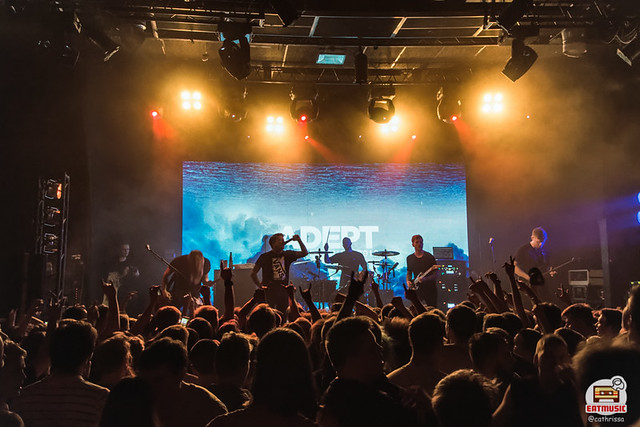 30/03/19 ADEPT + Crystal Lake + BrightDelight @ A2