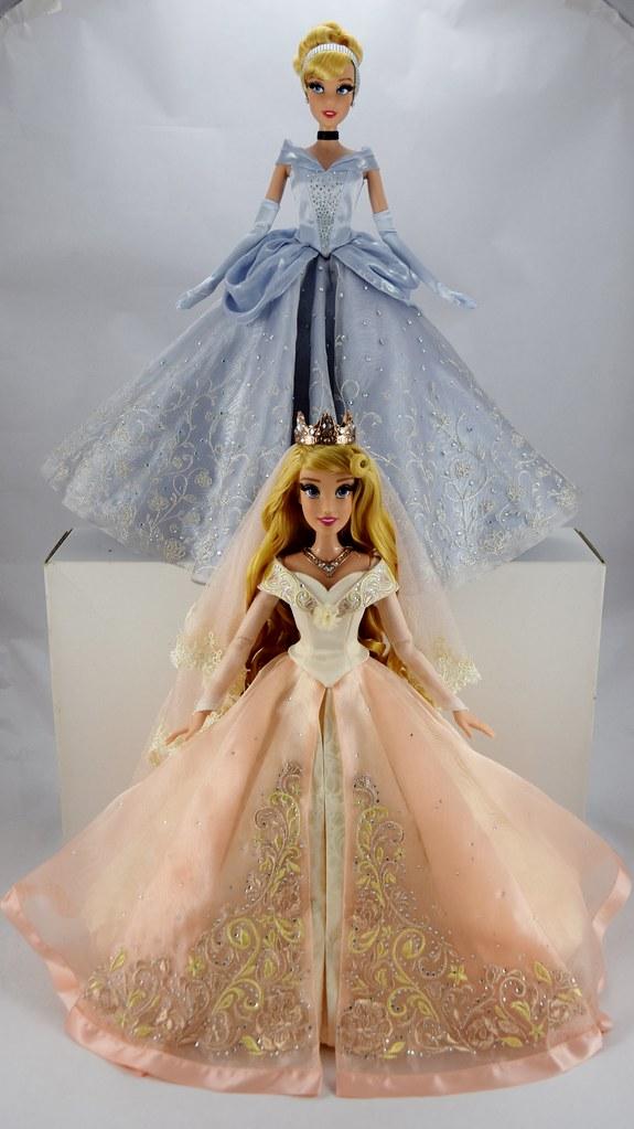 Wedding Aurora And Saks Cinderella Limited Edition 17 Inch Flickr