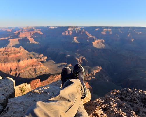 8. Vistas desde el mirador Mather Point en el Gran Cañón   by Diario de un Mentiroso