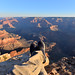 8. Vistas desde el mirador Mather Point en el Gran Cañón