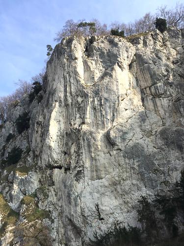 34 - Römerfelsen - Donau bei Weltenburg