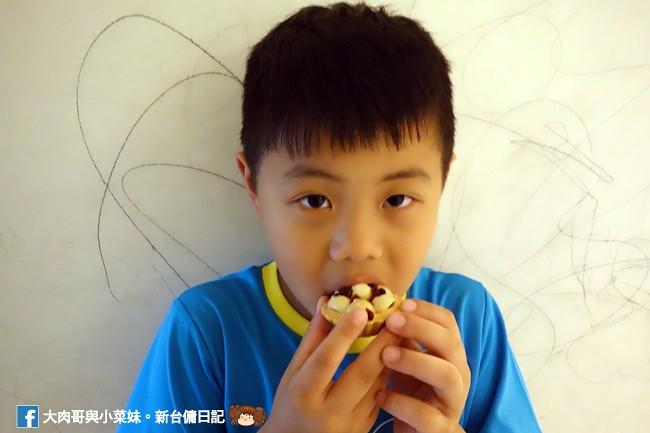 樂東菓子 台北夏威夷豆塔 伴手禮 三節禮品 (2)