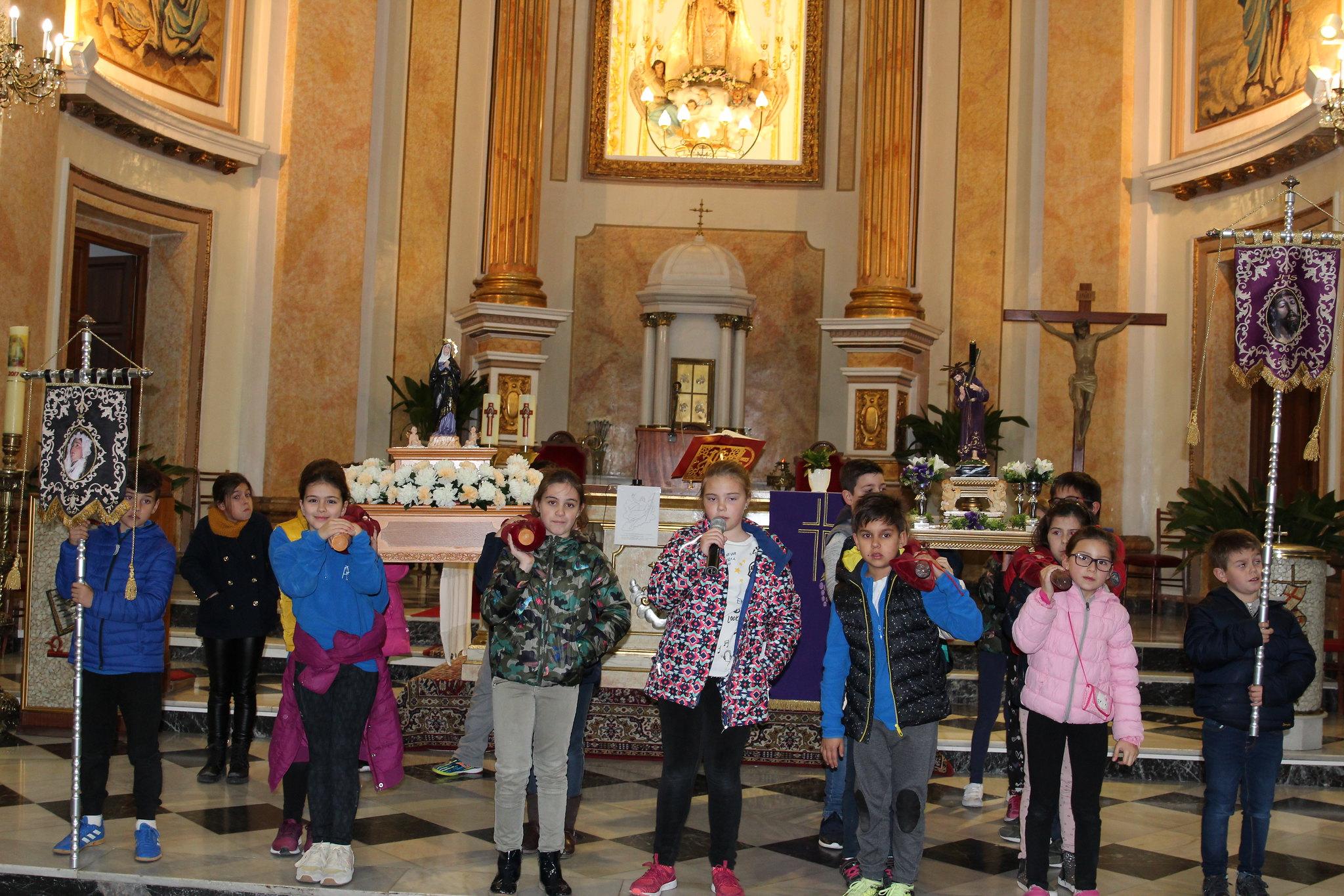 (2018-03-23) II Vía Crucis Infantil (Antonio José Verdú Navarro) (66)