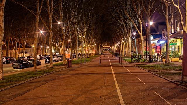 Avenue de Sceaux