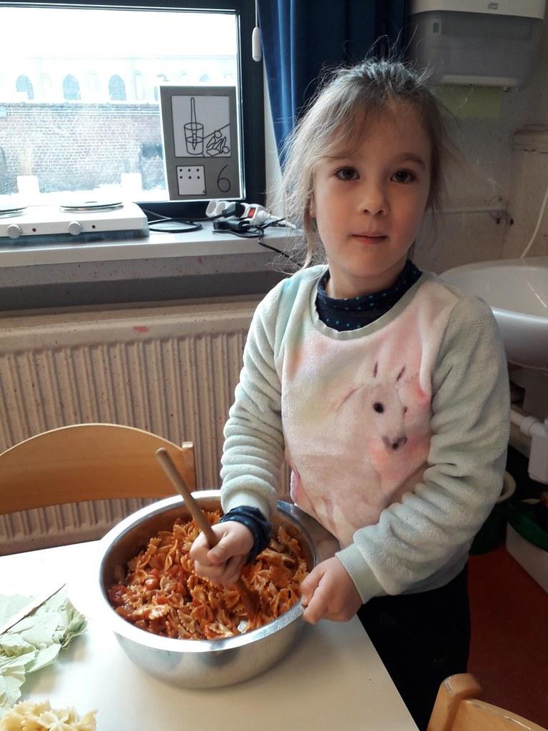 Ateliers 01-2019 Atelier italiaanse gerechten en cake pops maken (11)
