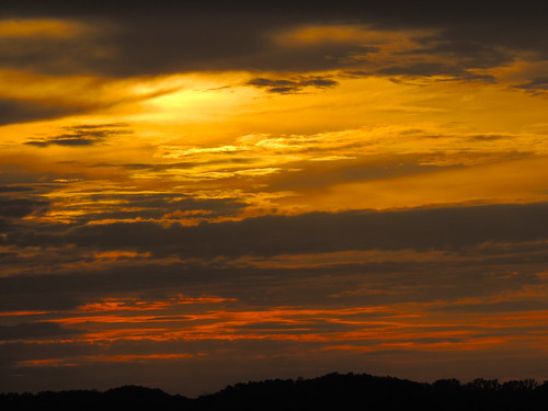 clouds sky sunset scenic landscapes scenery westmoreland county pa pennsylvania georgeneat patriotportraits neatroadtrips