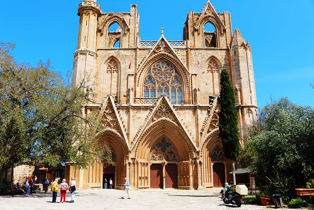 Gothic architecture in Cyprus