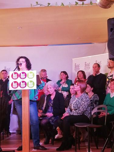 presentación de la candidatura de la confluencia de IU Roquetas, Tú Decides Roquetas y EQUO Verdes Almería. | by tudecidesroquetas