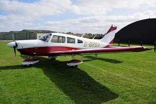Piper PA-28-181 Cherokee Archer II G-BRBX