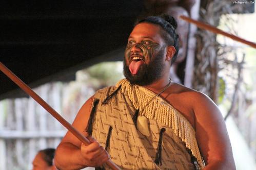 Guerrier maori | by philippeguillot21