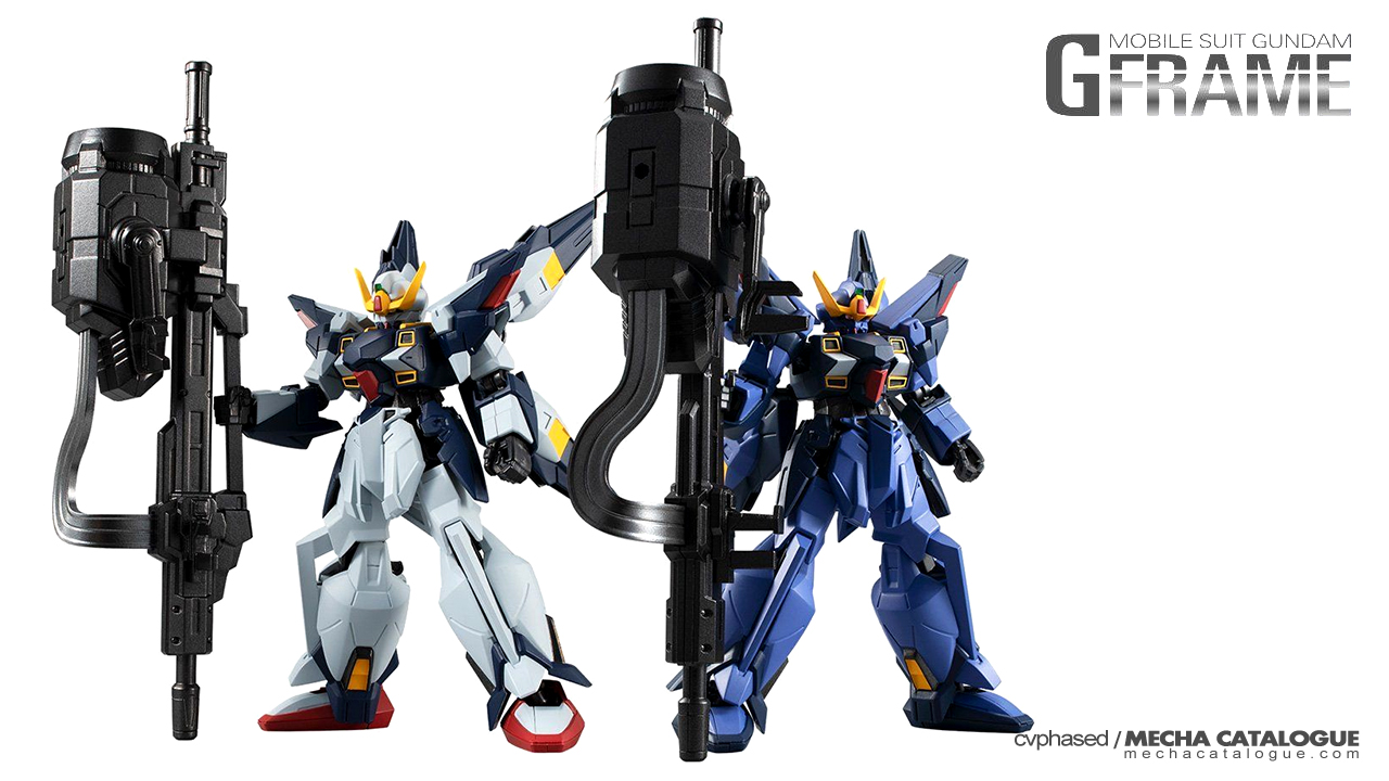 Something's Gaining Popularity: Mobile Suit Gundam G-FRAME Sisquede [A.E.U.G. / Titans]