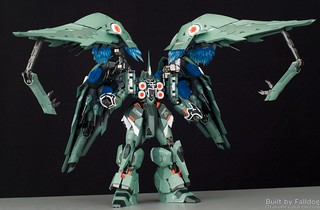 Steel Legend Metal Build Kshatriya | by MT Falldog