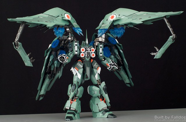 Steel Legend Metal Build Kshatriya