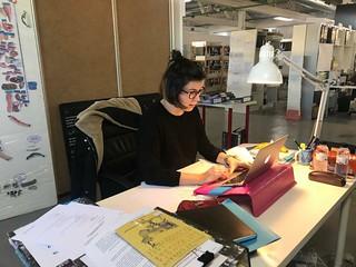 Claudia González, escritoria e investigadora de elBullifoundation | by suspirodelimena.com