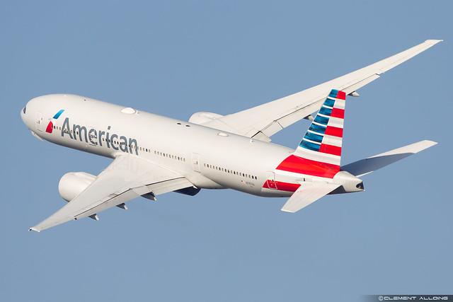 American Airlines Boeing 777-223(ER) cn 30010 / 277  N787AL