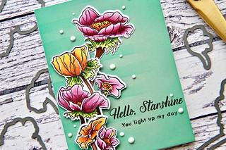 Card #1 closeup   by Gayatri Murali