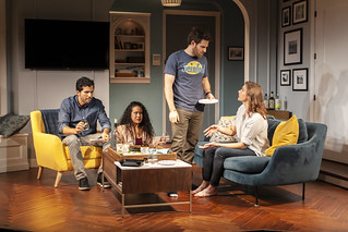 Gabriel Sloyer, Keren Lugo Ben Rappaport and  Mairin Lee. Photos by Monique Carboni (11) | by sociallysuperlative1@yahoo.com