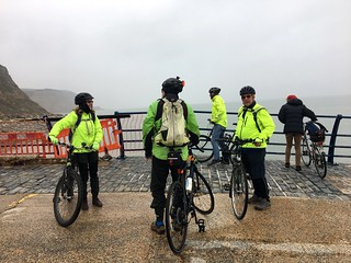 April 7, 2019: Berwick to Hastings