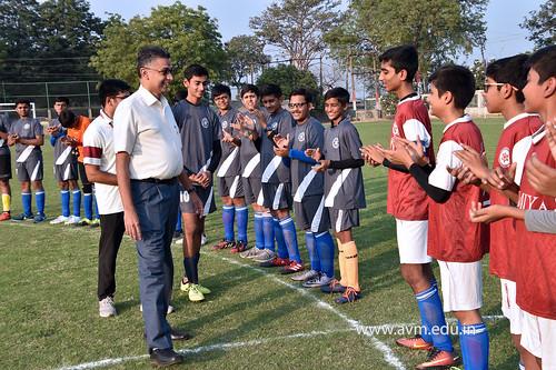 Inter House Football Competition 2018-19 9 (7) | by Atmiya Vidya Mandir