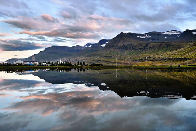 Quelque part dans les fjords de l'est