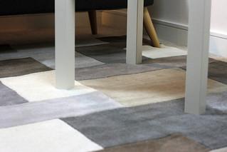 Land of Rugs Colour Block carpet | by prettygreentea