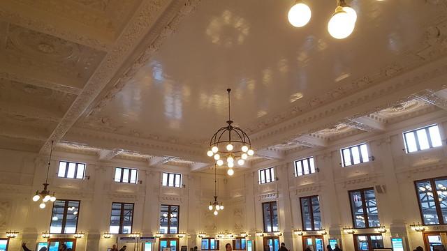 Shiny Ceiling