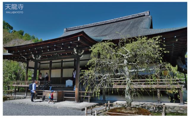 嵐山天龍寺-24
