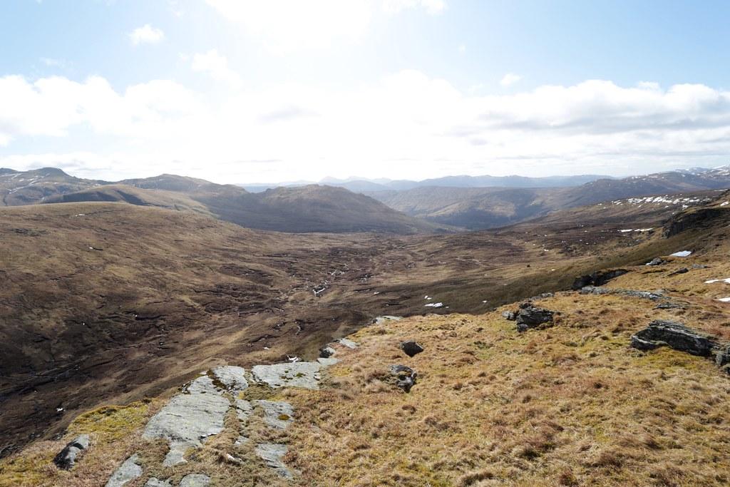 Towards Glen Lochay