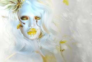 """Sweet as honey..."" | by skye.nefekalum"