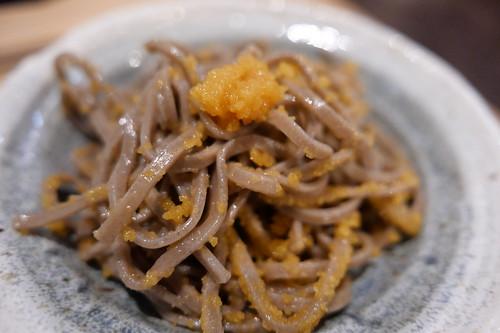 からすみ蕎麦 04