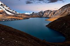 Tilicho Lake (5.000m.)